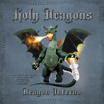 Holy Dragons - Dragon Inferno CD Album Review