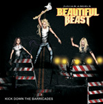 Julian Angel's Beautiful Beast - Kick Down the Barricades CD Album Review