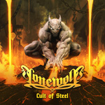 Lonewolf - Cult of Steel Coming CD Album Review