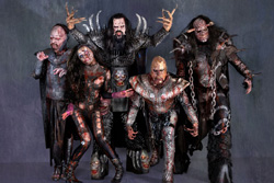 Lordi Scare Force One Photo