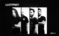 Lostpray That's Why Band Photo