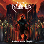 Metal Inquisitor Ultima Ratio Regis CD Album Review