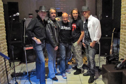 Mindcrime Checkmate The King Band Photo