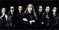 Majesty of Revivial Iron Gods Band Photo