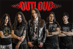 Outloud Let's Get Serious Band Photo