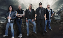 Axel Rudi Pell Into The Storm Band Photo