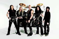 Primal Fear Delivering The Black Band Photo