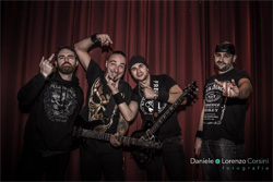 Renegade Thunder Knows No Mercy Band Photo