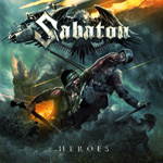 Sabaton Heroes CD Album Review