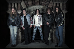 Scream Arena Band Photo
