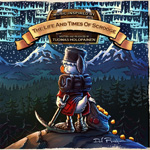 Tuomas Holopainen The Life and Times of Scrooge McDuck CD Album Review