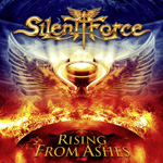 Silent Force Rising From The Ashes CD Album Review