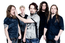 Sonata Arctica Pariah's Child Band Photo