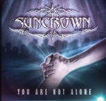 Suncrown You're Not Alone CD Album Review