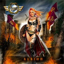 Click to read the Ten - Albion CD album review