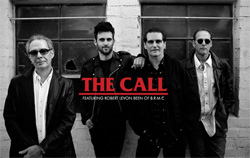 The Call A Tribute to Michael Been DVD/CD Band Photo