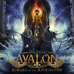 Timo Tolkki's Avalon Angels of the Apocalypse CD Album Review