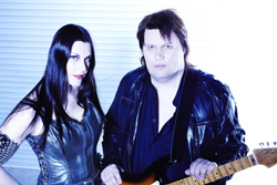 Timo Tolkki's Avalon Angels of the Apocalypse Band Photo
