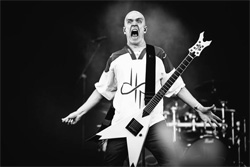 Devin Townsend Project Z2 Photo