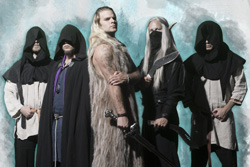 Twilight Force Tales of Ancient Prophecies Band Photo