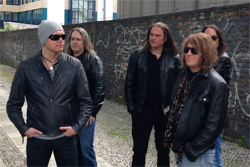 Unisonic Light of Dawn Band Photo