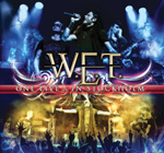 W.E.T. One Live In Stockholm On CD Album Review
