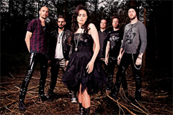 Within Temptation Hydra Band Photo