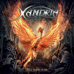 Xandria Sacrificium CD Album Review