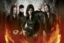 Xandria Sacrificium Band Photo