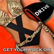 Click to read the X-Drive - Get The Rock Out CD album review