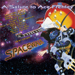 Spacewalk - A Salute to Ace Frehley CD Album Review