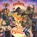 The Answer - Raise A Little Hell CD Album Review