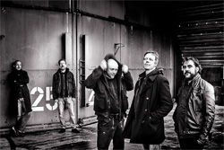 Black Space Riders Refugeeum Band Photo