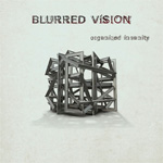 Blurred Vision Organized Insanity CD Album Review