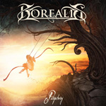 Borealis Purgatory CD Album Review