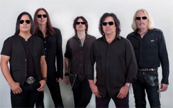 Black Star Riders Band Photo