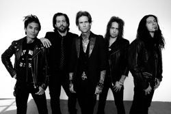 Buckcherry Rock N Roll Band Photo