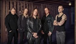 Cain's Offering Stormcrow Band Photo
