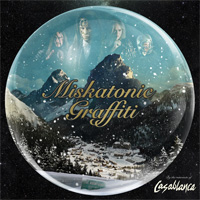 Casablanca Miskatonic Graffiti CD Album Review