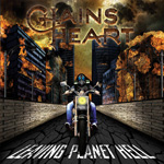 Chainsheart - Leaving Planet Hell CD Album Review