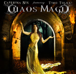 Chaos Magic 2015 Caterina Nix Timo Tolkki CD Album Review