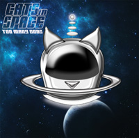 Cats In Space Too Many Gods CD Album Review