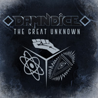 Damn Dice The Great Unknown CD Album Review