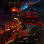 Darking - Steal The Fire CD Album Review