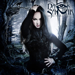 Dark Sarah - Behind The Black Veil CD Album Review
