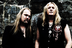 Jorn Lande and Trond Holter Photo