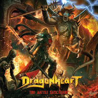 Dragonheart The Battle Sanctuary CD Album Review