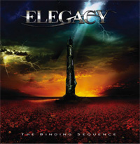 Elegacy The Binding Sequence CD Album Review
