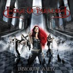 Edge Of Paradise - Immortal Waltz CD Album Review
