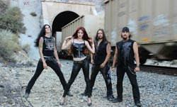 Edge Of Paradise Immortal Waltz Band Photo